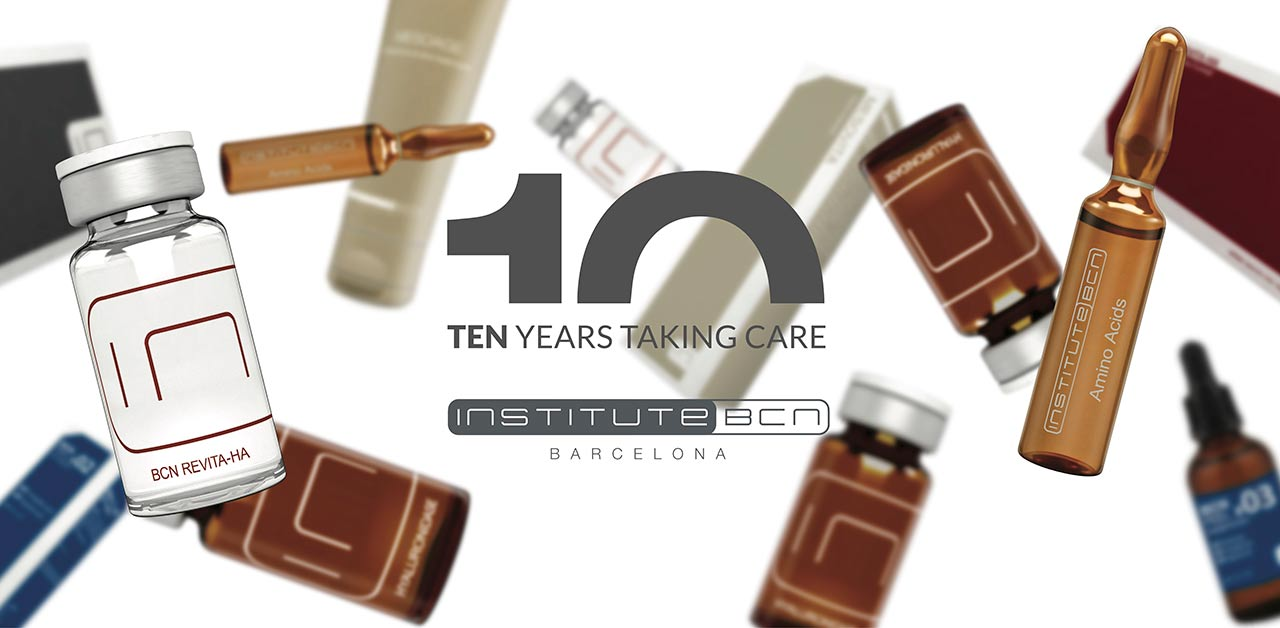 Institute BCN ten years